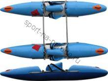 Катамаран «Юрок-2» без рамы