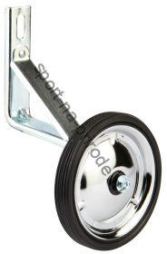 """Дополнительные колеса FLINGER 222G для детского велосипеда, регулируемые 14"""" - 20"""", металлическое колесо."""