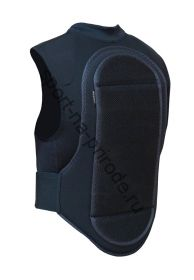 Детский жилет с защитой спины пластик БИОНТ (S)
