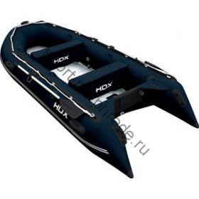 Лодка HDX надувная, модель OXYGEN 370 AL, цвет синий