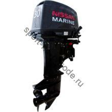 Лодочный мотор 2-х тактный NISSAN MARINE NS 30 H 1