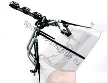 Крепление велосипеда на заднюю дверь PERUZZO Venezia Steel (3 вел.) сталь d30cm (1 шт./блистер)