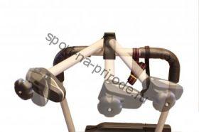 Адаптер 3D для фиксации велосипеда для крепления 4-го велосипеда