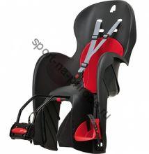 Кресло детское на велосипед Polisport WALLAROO FF, крепление на раму