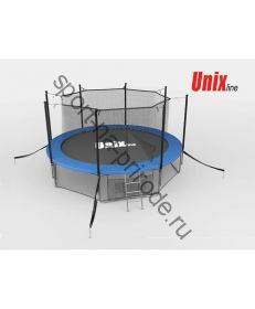 Батут Unix 12 ft intside (blue)