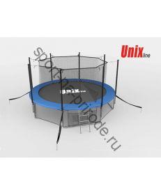 Батут Unix 8 ft intside (blue)