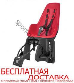 Велокресло Bobike ONE maxi 1P с креплением на багажник/раму