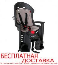 Велокресло Plus Siesta HAMAX, с креплением на багажник HAMAX