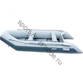 Лодка JET! надувная, модель SYDNEY 330 PL, цвет серый