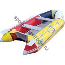 Лодка JET! надувная, модель SYDNEY 300 PL TOMMY, разноцветная