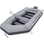 Лодка JET! надувная, модель MURRAY 280 SL, цвет зеленый