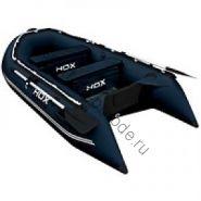 Лодка HDX надувная, модель OXYGEN 300 AL, цвет синий