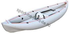 БАЙДАРКА (ЛОДКА)  надувная Одиссей 370
