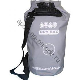 Герметичный мешок NISSAMARAN Dry Bag 20L (черный)