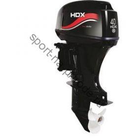 Лодочный мотор 2-х тактный HDX T 40 FWS
