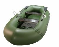 Лодка «Дельфин -2» двухместный с транцем