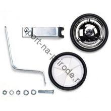 Дополнительные колеса FLINGER 229G для детского велосипеда, металлическое колесо
