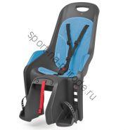 Кресло детское Polisport , заднее, модель Bubbly, крепление на багажник