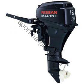 Лодочный мотор 4-х тактный NISSAN MARINE NSF 18 B2 EP1