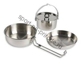 Набор посуды   CAMP SET LARGE