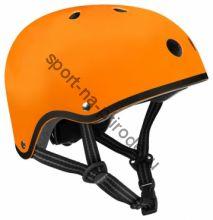 Шлем Micro Оранжевый матовый