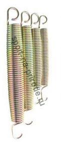 Пружины 16,5 см * 3 мм  для  батутов