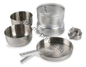 Набор посуды   MULTI SET+ALC.BURN